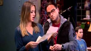 The Big Bang Theory: Leonard's Bug Report