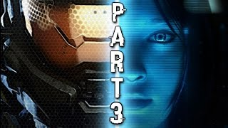Halo 5 Guardians Walkthrough Gameplay Part 3 - Hunters - Campaign Mission 2 (Xbox One)