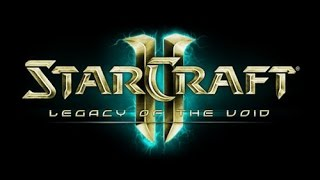 Starcraft II 2 Legacy of The Void LOTV Tournament Koreans Pro Crank, Alicia, AxImpact # 1 Gameplay