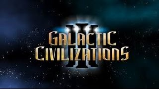 Прохождение Galactic Civilizations 3 - 1 серия