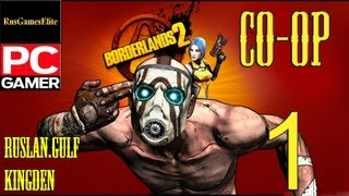 Borderlands 2 Co-op