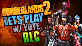 BORDERLANDS 2 DLC | Captain Scarlett and her Pirate's Booty Lets Play Part FINALE