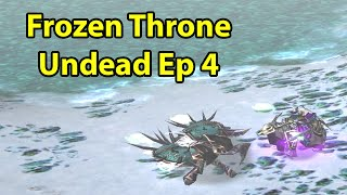 Warcraft 3 Frozen Throne: Undead Ep 4 - Arthas and Anub'Arak become BFF's