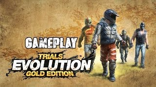 Trials Evolution - Gold Edition || #1 || Potencia!! || Gameplay PC || Espa