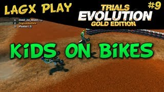 Kids on Bikes - LAGx Play Trials Evolution: Gold Edition #9