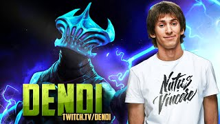 Dota 2 Stream: Na`Vi Dendi - Razor (Gameplay & Commentary)