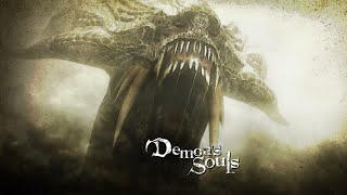 Demon's Souls на фоне Bloodborne