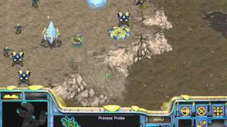 Let's Learn Starcraft: Brood War - Protoss 1/3 (Draven[P] vs Computer[P])