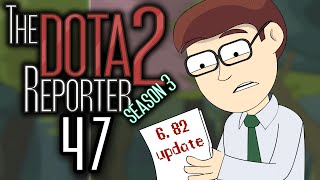 The DOTA 2 Reporter Ep. 47: Catching Up