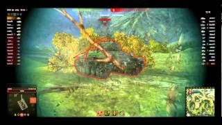 Читер в ВоТ World of Tanks WoT?