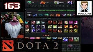 DOTA 2 #163 - Sniper Ability Draft - passiv Skills only [deutsch][HD+] Let's Play Dota 2 New Bloom