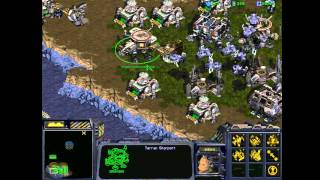 Gandair plays Starcraft Brood War part-44 Emperor's Flight