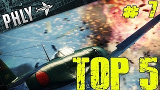 War Thunder- Top 5 Epic Plays-  Episode # 7 This Is... - War Thunder