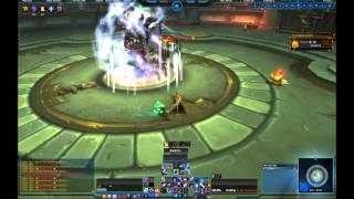 World of Warcraft (WOD) Proving Grounds (Gold - Damage) Frost Mage