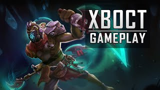 XBOCT (Bounty Hunter) Gameplay Dota 2 MMR