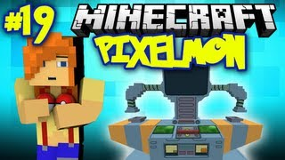 PIXELMON #19 - Pokemon Trade Challenge! (Minecraft Pok