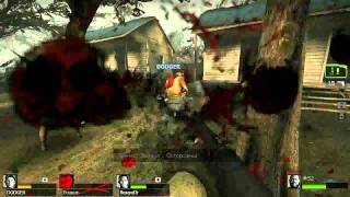 Left 4 Dead 2 Swamp Fever part 3/4