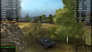 Копия видео World of Tanks бой на AMX ELC bis