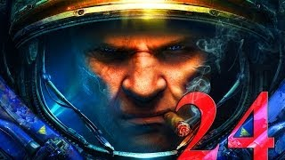 Прохождение StarCraft II: Wings of Liberty — Часть 24: Хранилище зел-нага