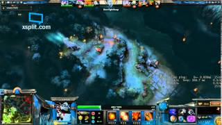 Amazing Blind hook - Clockwerk - Dota 2