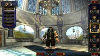 World Of Warcraft Ep, 1   Drunken Dwarf Monk Brimthen has been born