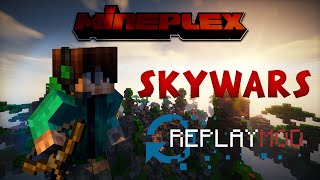 Mineplex Skywars - DESTRUCTOR MONTAGE! [Minecraft Replay Mod + Shaders]