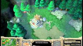 Warcraft III - Moon vs Fov
