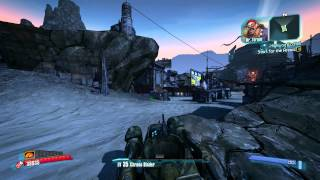 Borderlands 2 Mr Torgues Campaign of Carnage PC Walkthrough No Commentary Siren
