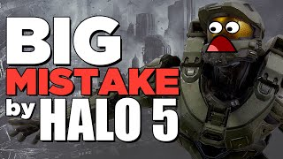 Halo 5's Big Mistake? - Inside Gaming Daily