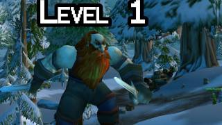 Let's Play WoW with Nilesy - Level 1 (World of Warcraft gameplay)