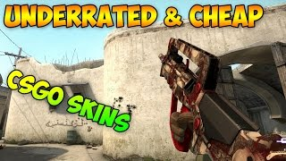 CS GO - Underrated Skins #2! Famas Styx! Cheap Weapon Skins (Counter Strike)
