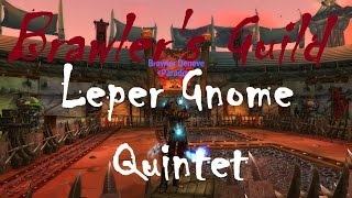 World Of Warcraft - Brawler's Guild - Rank #5 - Brawl #4 - Leper Gnome Quintet