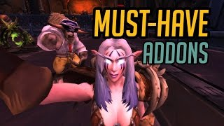 30 Awesome Addons for World of Warcraft (WoD 6.1)
