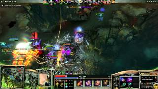 Dota 2 - Ultra Kill Shadow Shaman Montage Visionaire Royale (Original Mix)