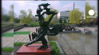 Chernobyl catastrophe commemorated