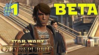 Let's Play Star Wars The Old Republic - Jedi Ritter Xonjas