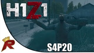 "H1Z1 Gameplay - S4P20: ""Havik Turns into a Zombie!!"" (Early Access)"