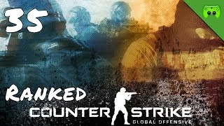 COUNTERSTRIKE # 35 - Full-Team Ranked «»  Let's Play Counterstrike GO | HD