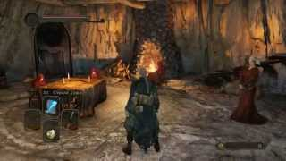 Dark souls 2 [Ps3] #1 Прохождение за мага. Начало.