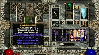 Diablo2 LoD How to Craft! ROTNS Clan