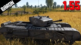 British Tanks, MiG-17 War Thunder 1.55 NEW VEHICLES!