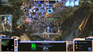 Starcraft II LoV Episode 3: Done contemplating life, NEW SHIP!!