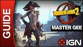 Master Gee The Invincible - Borderlands 2 Captain Scarlett and Her Pirate's Booty DLC - Walkthrough