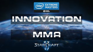 StarCraft 2 - MMA vs Innovation(TvT) - IEM 2015 Gamescom - Semifinal
