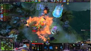 PR Vs Na'Vi - StarLadder S10 - Dota 2 Replay(18/09/2014)