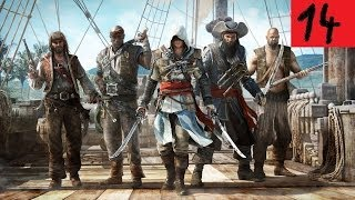 Прохождение Assassin's Creed 4: Black Flag - часть 14