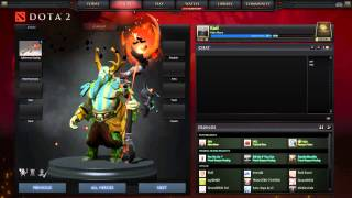 Dota 2 Immortal Treasure 3 Unboxing