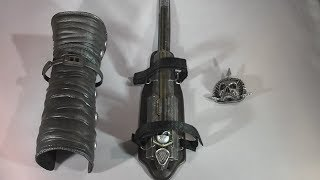 Assassin's Creed IV Black Flag Hidden Blade Unboxing