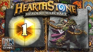 Hearthstone: Anti Secret Paladin Hunter Deck!