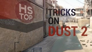 Top 15 Tricks on DUST 2